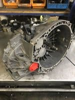 RECONDITIONED 2.0 16v Turbo  PK4018 6 SPEED MEGANE RS LSD GEARBOX